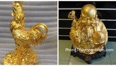 Tin nhanh - Thông tin chính thức về tượng vàng nhặt được ở An Giang