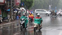Tin nhanh - Dự báo thời tiết ngày 11/12: Bắc Bộ có mưa