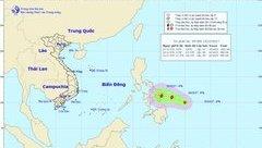 Tin nhanh - Xuất hiện áp thấp nhiệt đới khả năng mạnh thành bão