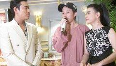 Giải trí - Hoài Linh động viên Kiều Minh Tuấn trước liveshow