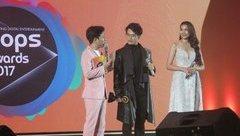 Sự kiện - POPS Awards 2017: Bảo Anh 'vượt mặt' Đàm Vĩnh Hưng giành chiến thắng ở hạng mục MV của năm