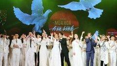 Sự kiện - Các thế hệ ca sĩ thăng hoa với chương trình Câu chuyện hòa bình