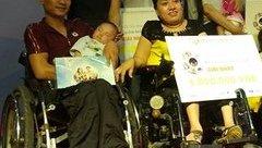 Chính trị - Xã hội - Khao khát sinh con, vợ chồng khuyết tật đánh cược cả mạng sống