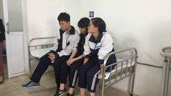 Tin nhanh - Sập mảng trần tại trường học: 3 học sinh bị thương đã xuất viện