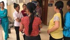 Tin nhanh - Hòa Bình: Sản phụ bỏ con lại bệnh viện sau 3 tiếng sinh con