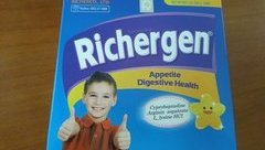 Xã hội -  Richergen: TPCN dành cho trẻ biếng ăn có chứa chất cấm?