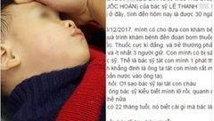 Xã hội - Bác sĩ tát bé 22 tháng tuổi: Hành vi ác, vi phạm đạo đức, phạm pháp với trẻ