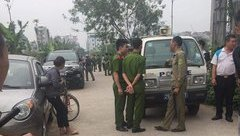 An ninh - Hình sự - Hà Nội: Bắt giữ nghi phạm vụ phát hiện xác nam thanh niên trong bao tải