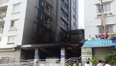 Tin nhanh - Thông tin thiệt hại ban đầu về người và tài sản vụ cháy chung cư Carina