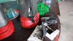 Tin nhanh - Long An: Đồ đạc trong nhà một hộ dân bỗng dưng bốc cháy không rõ nguyên nhân