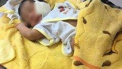 Tin nhanh - Cứu sống một bé sơ sinh nghi bị chôn sống trong khu đất trống