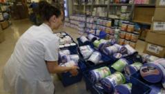Xã hội - Ngừng lưu hành 99 lô sữa Pháp nghi nhiễm khuẩn