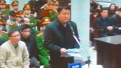 Hồ sơ điều tra - Xét xử ông Đinh La Thăng: Kết thúc phần tranh luận, chuyển sang nghị án