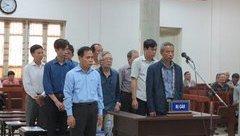 Hồ sơ điều tra - VKS đề nghị mức án đối với các cựu quan chức Vinaconex