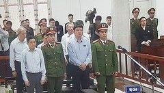 Hồ sơ điều tra - Bị cáo Đinh La Thăng day dứt trong lời nói sau cùng trước khi HĐXX nghị án