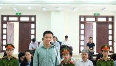 Hồ sơ điều tra - Hà Văn Thắm nêu lý do không kháng cáo tội Cố ý làm trái