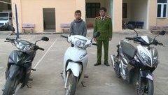 An ninh - Hình sự - Thanh Hóa: Tên trộm 'hài hước' cả gan hành nghề khi bị bắt giữ