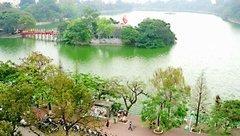 Xã hội - Hà Nội: Chi 29 tỷ đồng nạo vét bùn Hồ Gươm vào tháng 12