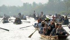 Xã hội - Sẽ xử lý hình sự nếu phát hiện ép giá tại lễ hội chùa Hương