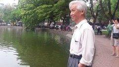 Môi trường - GS. Dương Đức Tiến: Dải nước xanh ở Hồ Gươm là do vi khuẩn