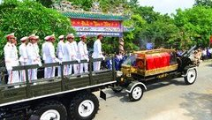 Chính trị - Cố Thủ tướng Phan Văn Khải về với đất mẹ trong niềm tiếc thương vô hạn