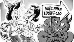 An ninh - Hình sự - Bắt đối tượng buôn bán người sang Trung Quốc
