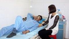 An ninh - Hình sự - Thái Nguyên: Điều tra vụ lái xe khách bị đánh hội đồng phải nhập viện