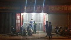 An ninh - Hình sự - Chùm ảnh vụ cướp tiệm vàng táo tợn ở Hà Nội