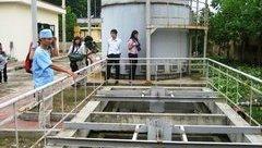 Môi trường - Sửa đổi quy chuẩn về nước thải y tế