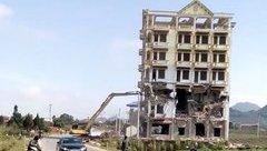 Góc nhìn luật gia - Từ vụ phá tòa nhà 7 tầng của Tàng 'Keangnam': Quy định về việc xử lý tài sản của người phạm tội