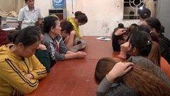 An ninh - Hình sự - Triệt phá ổ cờ bạc quy mô lớn ở Quảng Ngãi