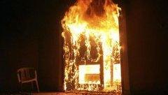 An ninh - Hình sự - Đang điều tra vụ  nam thanh niên đốt nhà người yêu để trả thù vì bị cự tuyệt