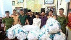 Pháp luật - Chặn đứng chiếc Fortuner chở đầy ma tuý trên đường Hồ Chí Minh