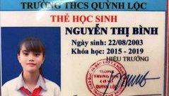 """Xã hội - Thông tin mới nhất vụ 2 thiếu nữ """"mất tích"""" khi đi chơi Tết ở Nghệ An"""