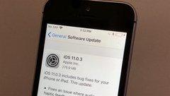 Công nghệ - Apple tung bản cập nhật iOS 11.0.3 sửa hàng loạt lỗi trên iPhone, iPad