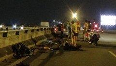 Chính trị - Xã hội - Chạy ngược chiều, đâm vào ô tô, nam thanh niên tử vong