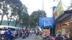 Chính trị - Xã hội - Đơn vị thi công cầu vượt Nguyễn Thái Sơn bị phạt nặng