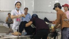 Tin nhanh - Hàng trăm công nhân nhập viện khi đang làm ca đêm