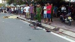 Tin nhanh - Truy đuổi tài xế lái xe ô tô tông xe đạp khiến 1 người tử vong
