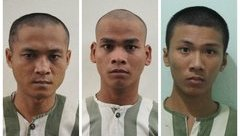 An ninh - Hình sự - Tạm giam các 'ma men' chặn đường cướp xe, bán lấy tiền đóng trọ