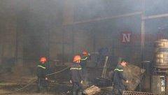 Tin nhanh - Cháy nhà xưởng công ty lúc rạng sáng, 2 công nhân tử vong