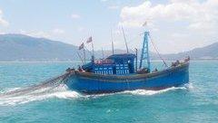 Tin nhanh - Huế: Thả lưới bằng máy, ngư dân rơi xuống biển tử vong