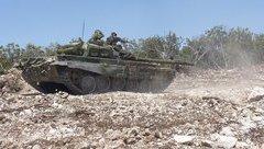 Thế giới - Dù bị tấn công vào đoàn tăng ở phía Đông Hama, SAA vẫn tiêu diệt hàng trăm kẻ khủng bố