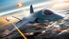 """Thế giới - [Video] Vũ khí laser Mỹ """"chém ngọt"""" 5 máy bay không người lái"""