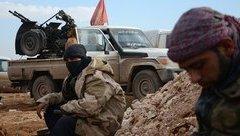 Quân sự - Syria: Mỹ ngừng hỗ trợ,  FSA giải thể một số đơn vị