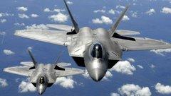 Quân sự - Mỹ sắp điều 6 máy bay tàng hình F-22 tới bán đảo Triều Tiên