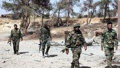 Quân sự - Syria: SAA sắp chiếm căn cứ không quân chiến lược ở Idlib
