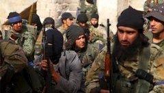 Quân sự - Syria: Hàng ngàn chiến binh ồ ạt tràn về Idlib đấu súng với quân SAA