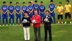 Tiêu điểm - Tổng thống Moon Jae-in: Nếu không có bão tuyết, U23 Việt Nam đã vô địch