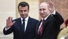 Tiêu điểm - Tổng thống Pháp: Không được yếu đuối khi làm việc với Tổng thống Putin